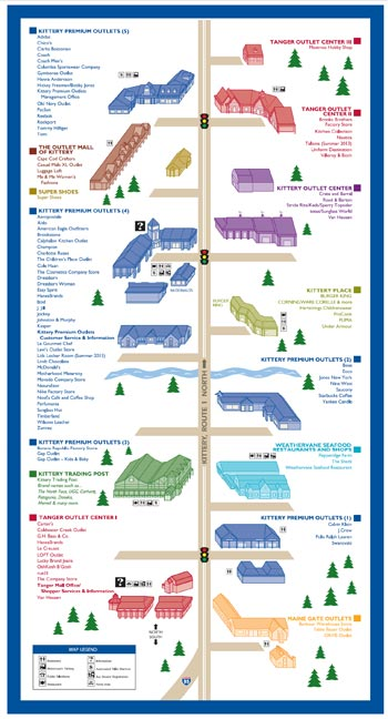Merrimack Outlets on old orchard beach map, merrimack college map, university of new hampshire map, perkins cove map, maine map, marginal way map, boston map, water country map, york's wild kingdom map,